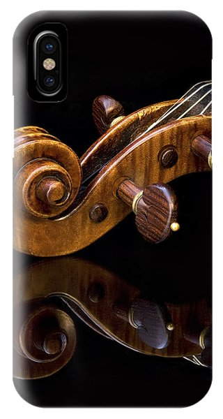 Reflected Scroll IPhone Case