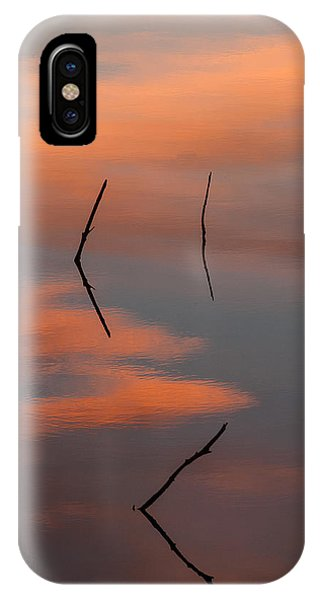 Reflected Sunrise IPhone Case