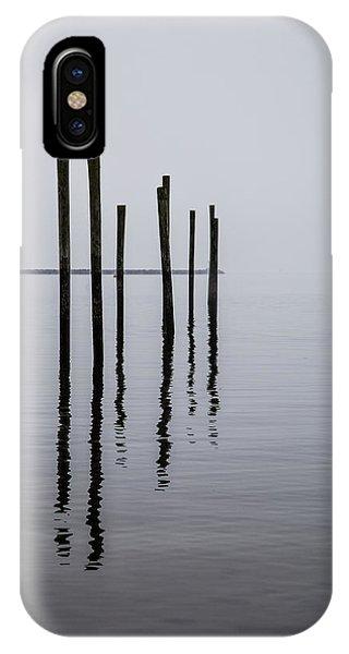 Reflecting Poles IPhone Case