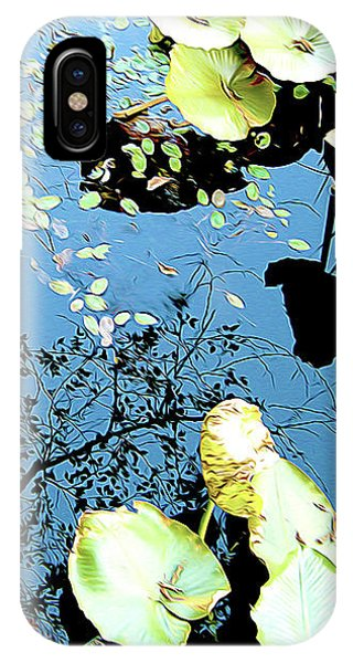 Reflecting Pond IPhone Case