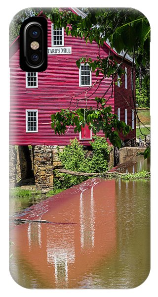 Starrs Mill Reflection IPhone Case