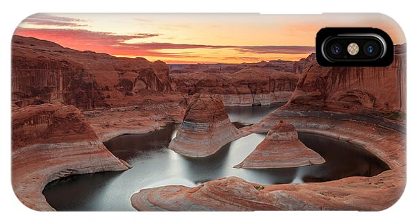 Reflection Canyon IPhone Case