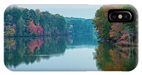 IPhone Case featuring the photograph Reflection IIi by David Waldrop