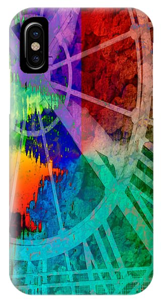 Reflection Of Time IPhone Case