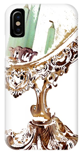 iPhone X Case - Reflection by Orphelia Aristal
