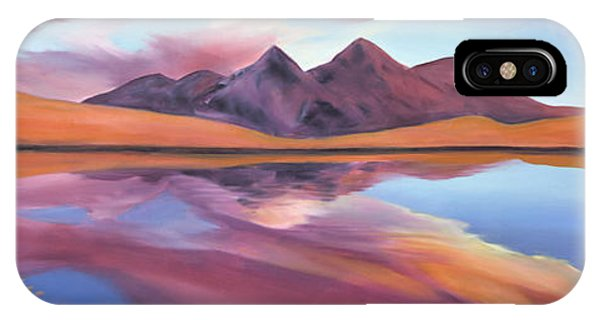 Reflection Phone Case by Sandi Snead