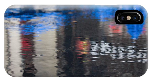 IPhone Case featuring the photograph Reflections by Break The Silhouette