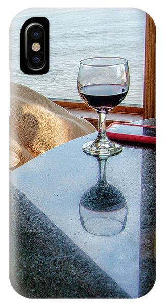 Reflections Lake Superior.... IPhone Case