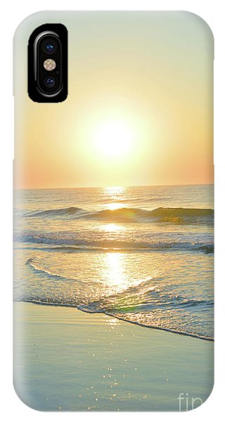 Reflections Meditation Art IPhone Case