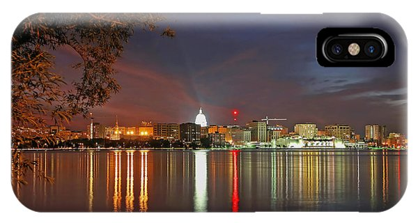 Reflections Of Madison IPhone Case