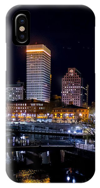 Reflections Of Providence IPhone Case