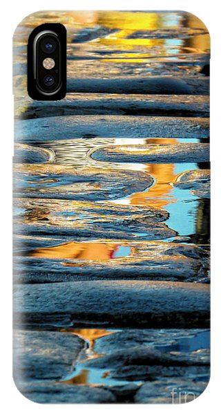 Reflections Of The King Tide IPhone Case