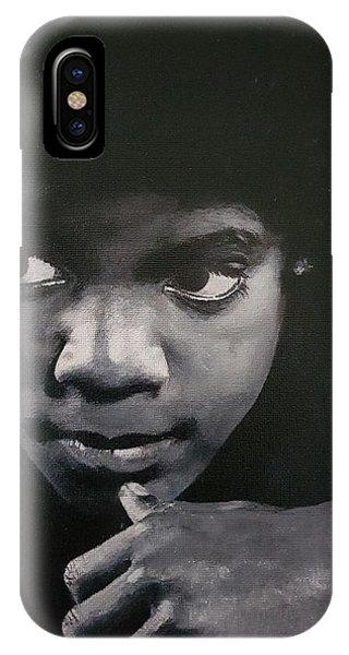Reflective Mood  IPhone Case