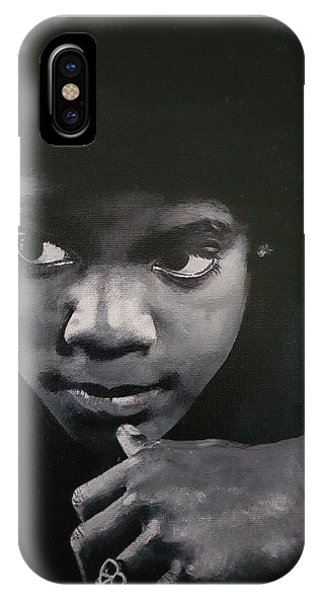 Reflective Mood  IPhone Case