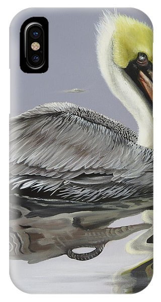 Reflective Perspective IPhone Case