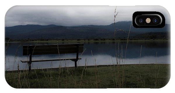 Reflective Solitude IPhone Case