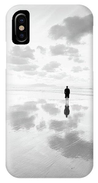 Reflexions IPhone Case