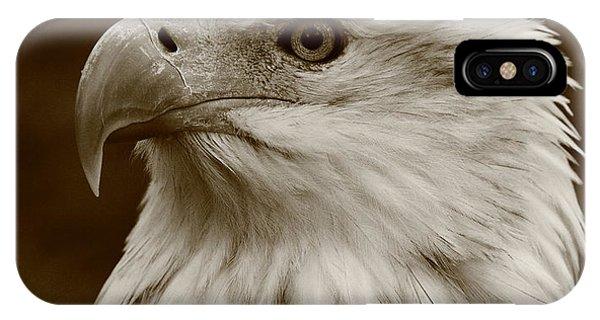 Regal  Eagle IPhone Case