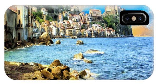 Reggio Calabria IPhone Case