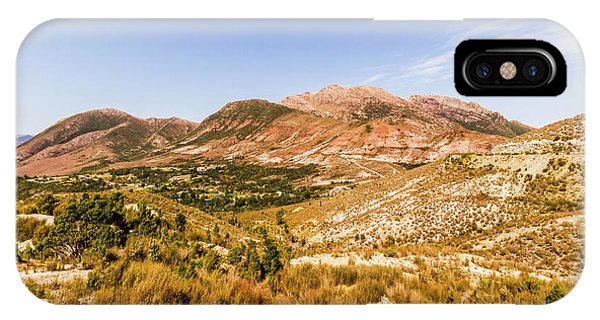 Rocky iPhone Case - Regional Ruggedness by Jorgo Photography - Wall Art Gallery