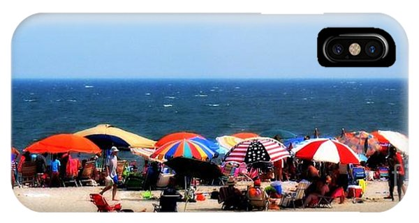 Rehobath Beach IPhone Case