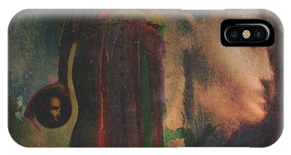 Reincarnation IPhone Case