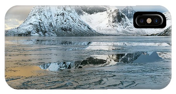 Reine, Lofoten 5 IPhone Case
