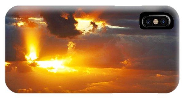 Rejoice IPhone Case