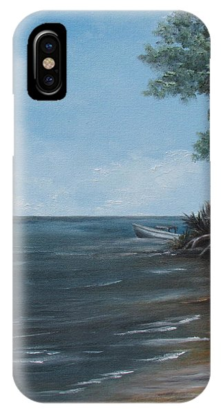 Relaxation Island IPhone Case