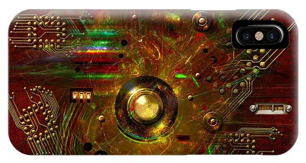 Relay IPhone Case