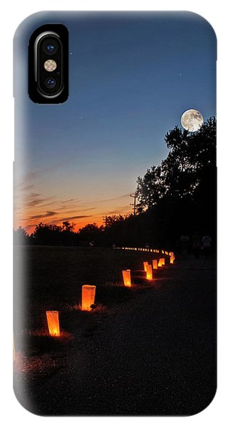 Relay  For Life IPhone Case