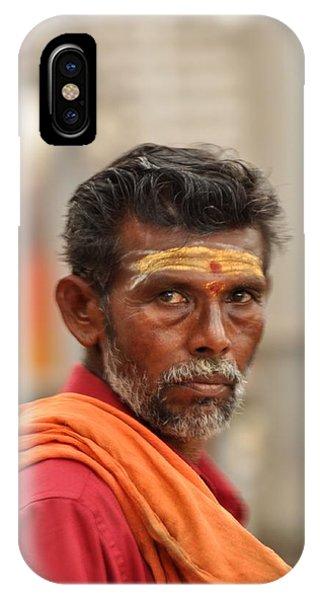 Religious India IPhone Case