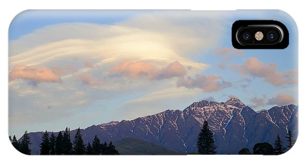 The Remarkables IPhone Case