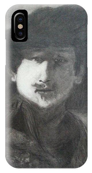 Rembrandt IPhone Case