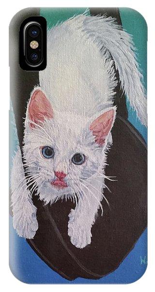 Rembrandt Justa Swingin IPhone Case