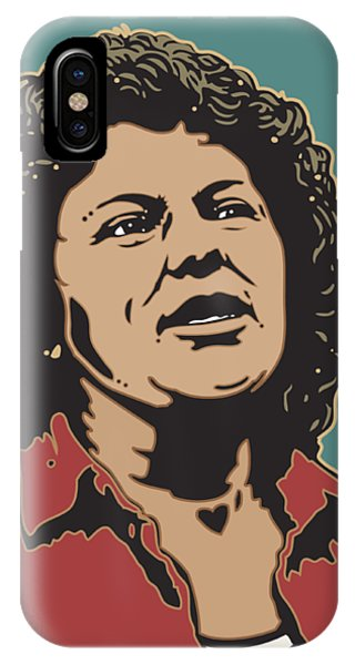 Remember Berta Caceres IPhone Case
