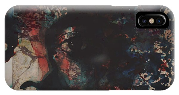 Rhythm And Blues iPhone Case - Remember Me by Paul Lovering