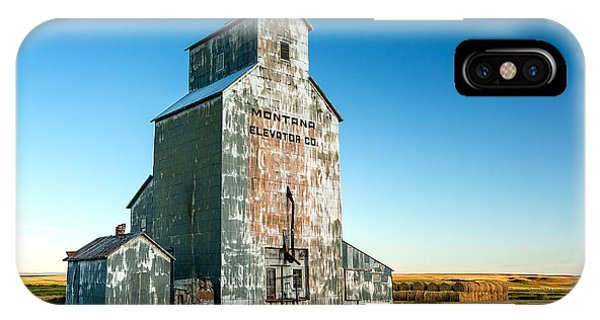 Silos iPhone Case - Remember When by Todd Klassy