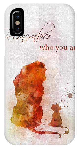 Fairy iPhone Case - Remember Who You Are by My Inspiration