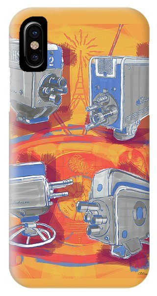 Remembering Television IPhone Case