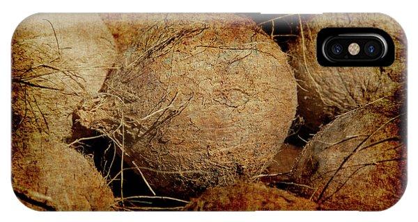 Renaissance Coconut IPhone Case