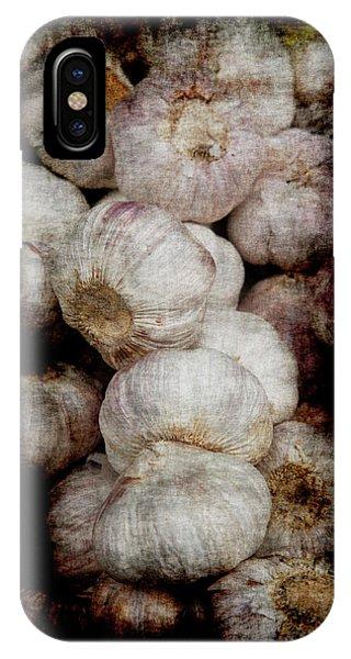 Renaissance Garlic IPhone Case