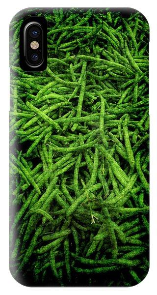 Renaissance Green Beans IPhone Case