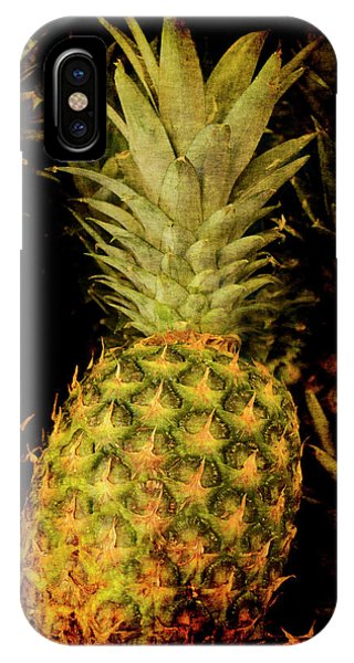 Renaissance Pineapple IPhone Case