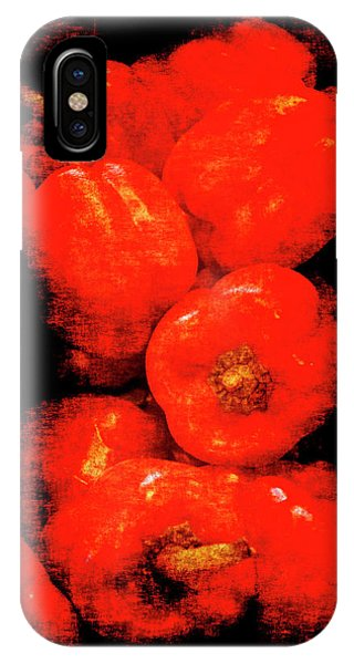 Renaissance Red Peppers IPhone Case