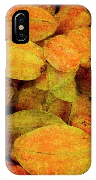 Renaissance Star Fruit IPhone Case