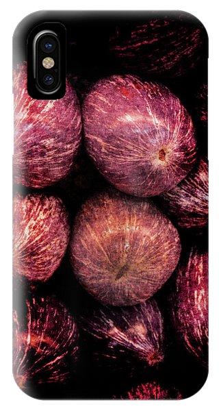 Renaissance Turkish Eggplant IPhone Case