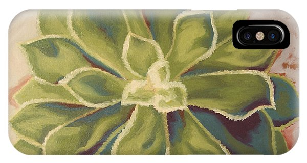 IPhone Case featuring the painting Renewed by Erin Fickert-Rowland