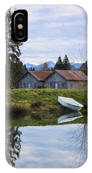 Renewed Hope - Hope Valley Art IPhone Case
