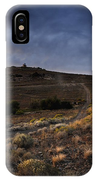 Reno Sunset IPhone Case